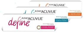 1-DAY ACUVUE® DEFINE® 30 Pack