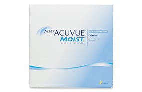 1-DAY ACUVUE® MOIST for ASTIGMATISM 90 Pack