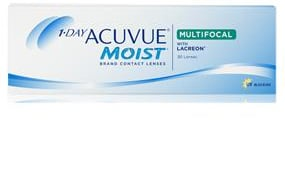 1-DAY ACUVUE® MOIST MULTIFOCAL 30 Pack