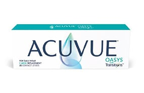 ACUVUE® OASYS with Transitions™ 25 Pack