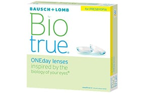 Biotrue ONEday for Presbyopia 90 Pack
